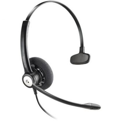 Професионална микрогарнитура Plantronics BLACKWIRE C610 - Wideband USB