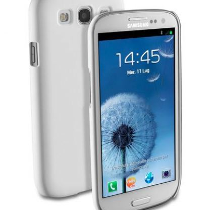 Fit за Samsung Galaxy  I9300 S3 бял 2