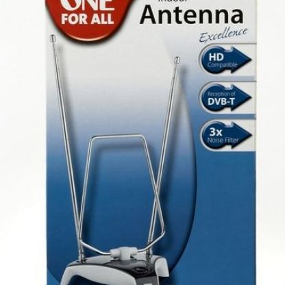 One for All Цифрова антена Perf Line DVB-T 5км SV9305 2