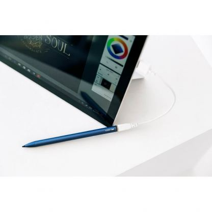 Adonit INK Microsoft Surface Pen Protocol - професионална писалка за Windows таблети (син) 6