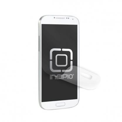 Incipio Ultra Clear Screen Protector Kit - защитно покритие за Samsung Galaxy S4 i9500 (три броя)