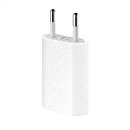 Apple USB Power Adapter 5W - оригиналнo захранване за iPhone и iPod (bulk package) 3
