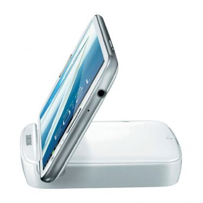 Samsung Battery Charger Stand - поставка и батерия 3100mAh за Samsung Galaxy Note 2 3