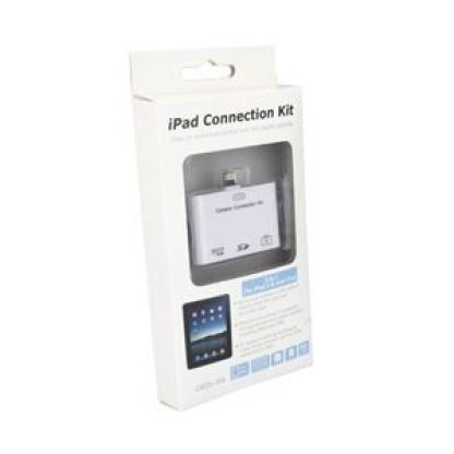 Camera Connection Kit 3in1 - адаптер за iPad 4 и iPad mini 3