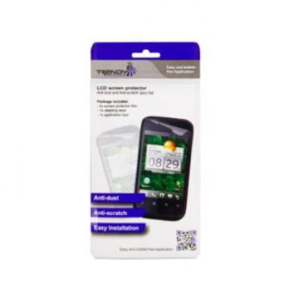 Trendy8 Screen Protector - защитно покритие за дисплея на Samsung Galaxy Ace Plus (2 броя) 2
