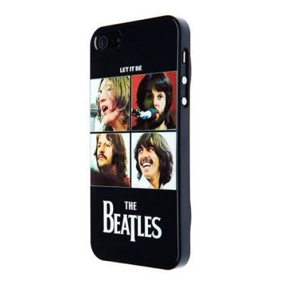 The Beatles Let it Be - поликарбонатов кейс за iPhone 5