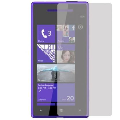 HTC SP P870 Screen Protector - защитно покритие за HTC Windows Phone 8X (два броя)