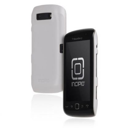 Incipio Feather - поликарбонатов кейс за BlackBerry Torch 9850/9860 (бял)