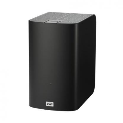 Western Digital 6TB My Book Live Duo Storage System - външен хард диск 6TB