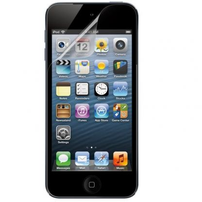 Belkin Screen Guard Clear - защитни покрития за iPod Touch 5 (три броя)