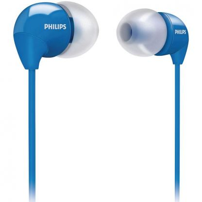 Philips SHE3590BL - слушалки за iPhone, iPod и MP3 плеъри