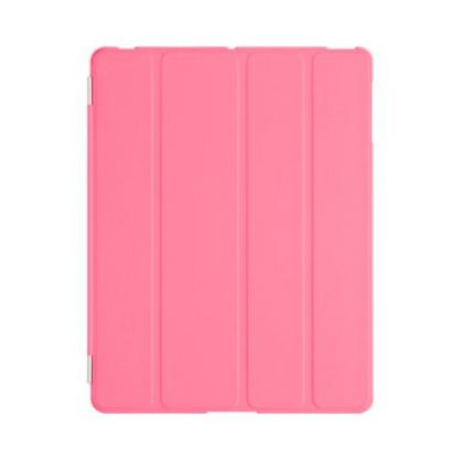 SwitchEasy CoverBuddy - кейс за iPad 4, iPad 3 (съвместим с Apple Smart cover) - розов 3
