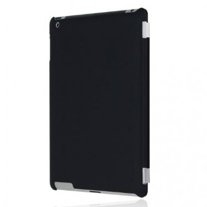 Incipio Smart Feather - кейс  за iPad 4, iPad 3, iPad 2 (съвместим с Apple Smart cover) - черен 3