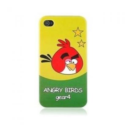 Faceplate Angry Birds - поликарбонатов кейс за iPhone 4
