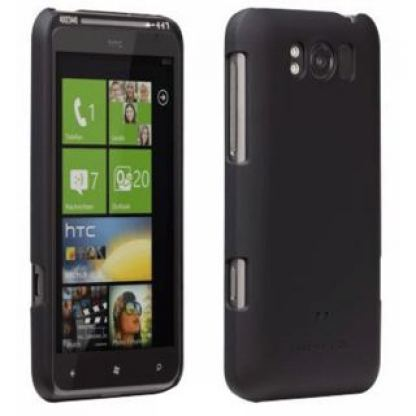 CaseMate Barely There - поликарбонатов кейс за HTC Titan