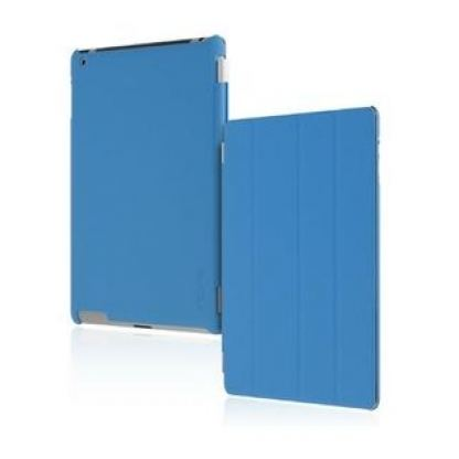 Incipio Smart Feather - кейс  за iPad 2 (съвместим с Apple Smart cover) - син