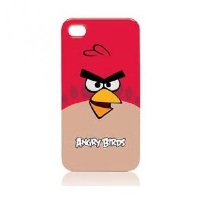 Gear4 Angry Birds Red Bird - поликарбонатов кейс за iPhone 4