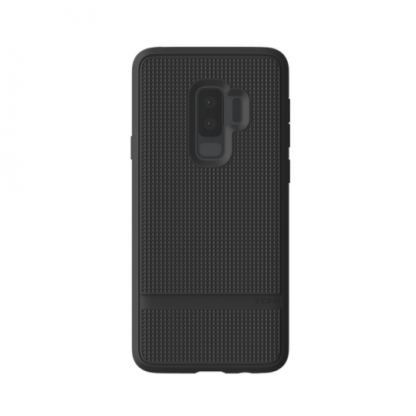 Incipio NGP Advanced Case - удароустойчив силиконов (TPU) калъф за Samsung Galaxy S9 plus (черен) 2