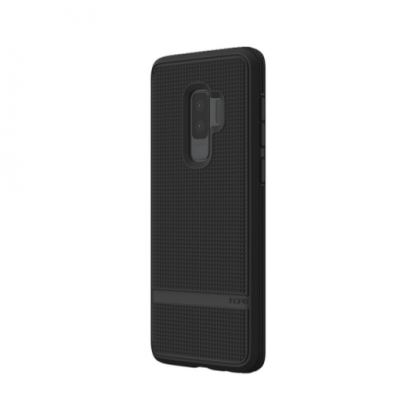 Incipio NGP Advanced Case - удароустойчив силиконов (TPU) калъф за Samsung Galaxy S9 plus (черен) 4