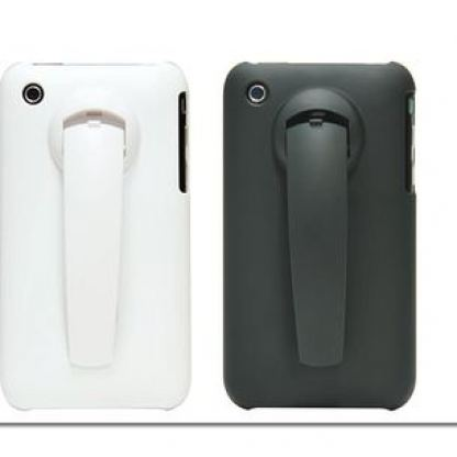 iClooly Clip Stand Case - кейс с щипка за iPhone 3G/3Gs