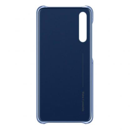 Huawei Color Case - оригинален поликарбонатов кейс за Huawei P20 Pro (син) 2
