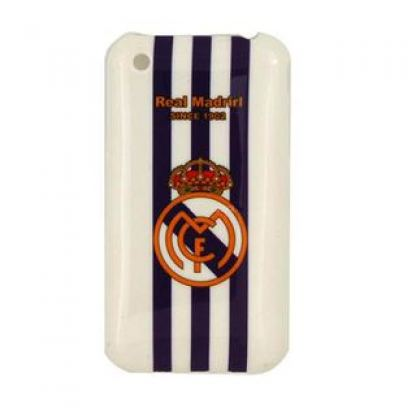 Real Madrid Hard Plastic Faceplate Case - защитна кутия за iPhone 3G/3Gs