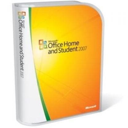 MICROSOFT Office Home and Student 2007 - пълен пакет