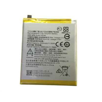 Nokia Battery HE340 - оригинална резервна батерия за Nokia 7 (bulk package)