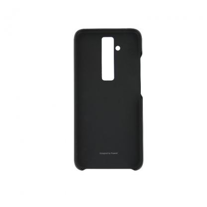 Huawei Magic Case - оригинален поликарбонатов кейс за Huawei Mate 20 Lite (черен)