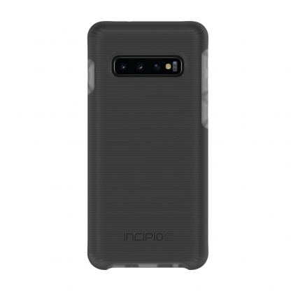 Incipio Aerolite Case - удароустойчив силиконов (TPU) калъф за Samsung Galaxy S10 Plus (черен) 4