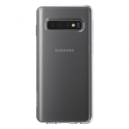 Skech Crystal Case - силиконов TPU калъф за Samsung Galaxy S10 Plus (прозрачен) 2