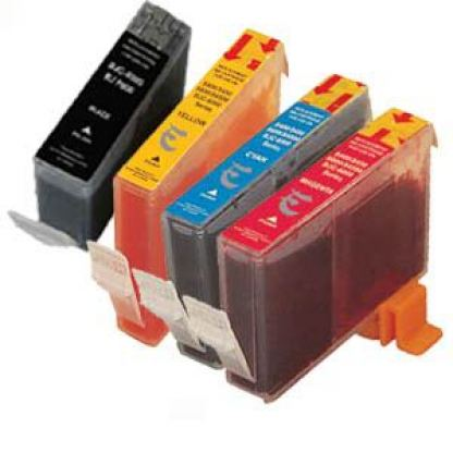 Патрон  CANON BCI-3/ BCI-5/6 YELLOW / BJC6000/3000 /i550/S520/S750/ S6300, Uprint