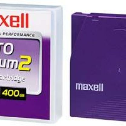 LTO2 Tape Ultrium 200/400 Gb  MAXELL