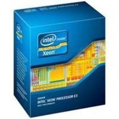 Процесор  INTEL CPU Server Xeon E3-1220V2 ( 3.1Ghz 1MB/8Mb 69W) sock 1155