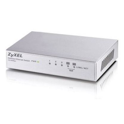 ZyXEL ES-105Av2  Switch 5 портов 10/100 метален корпус