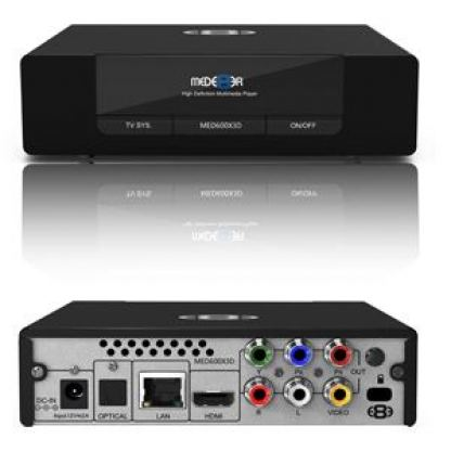 Mede8er Media player MED600X3D High Definition 3D,Wi-Fi  - без диск
