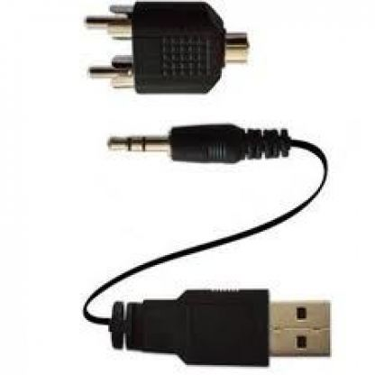 Модел NOTLV5ECABLE USB AUDIO  EDITOR , кепчър за аудио