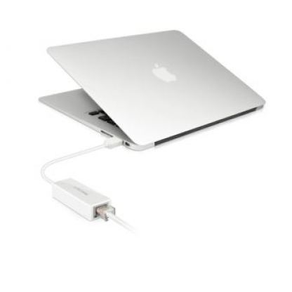 Macally USB 3.0 to Gigabit Ethernet Adapter - адаптер за MacBook и преносими компютри без Ethernet 3