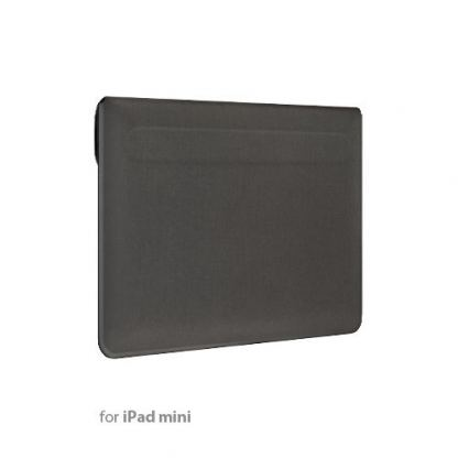 SwitchEasy Thins Black Ultra Slim Sleeve - неопренов калъф за iPad mini (съвместим с Apple Smart Cover) 2