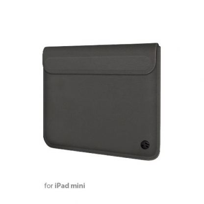 SwitchEasy Thins Black Ultra Slim Sleeve - неопренов калъф за iPad mini (съвместим с Apple Smart Cover) 3