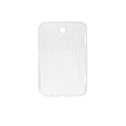 Trendy8 Diamond Series TPU Sleeve - силиконов кейс за Samsung Galaxy Note 8.0 (прозрачен-мат)