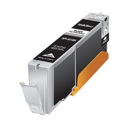 Патрон с ЧИП -CANON CLI-551 Pigment BLACK  iP7250/MG5450/MG6350