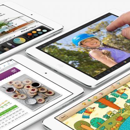 Apple iPad Mini Retina Display Wi-Fi, 16GB, 7.9 инча (бял-сребрист) 3