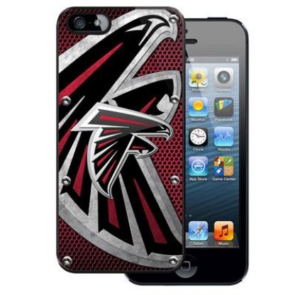 NFL Atlanta Falcons Case - поликарбонатов кейс за iPhone 5, iPhone 5S