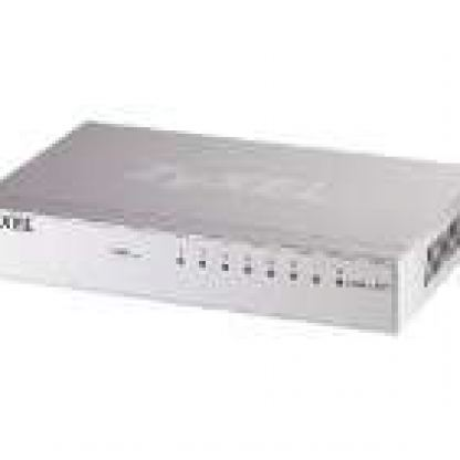 ZyXEL GS-108Bv2  Switch 8 портов 10/100/1000, метален корпус