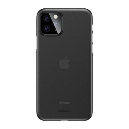 Baseus Wing case - тънък полипропиленов кейс (0.45 mm) за iPhone 11 Pro (сив) 3