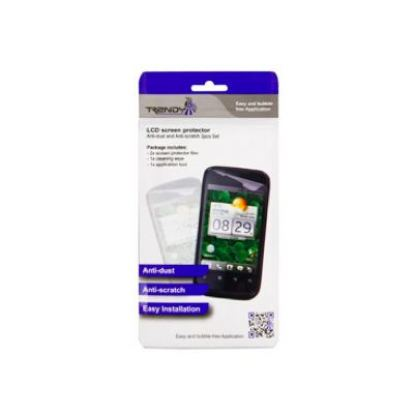 Trendy8 Screen Protector - защитно покритие за дисплея на Alcatel One Touch Play 991D (2 броя) 2