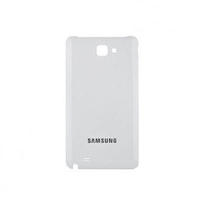 Samsung Batterycover - оригинален заден капак за Samsung Galaxy Note N7000 (бял)