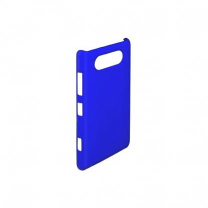 Trendy8 Faceplate SoftTouch - поликарбонатов кейс за Nokia Lumia 820 (син)
