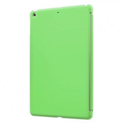 SwitchEasy CoverBuddy - кейс за iPad Air (съвместим с Apple Smart cover) - зелен